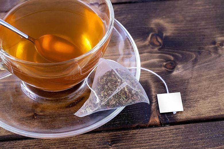 میکروپلاستیک در چای کیسه ای